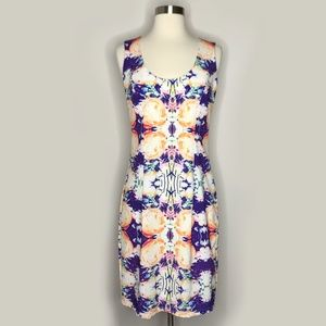 Naven Dress Garden Kaleidoscope